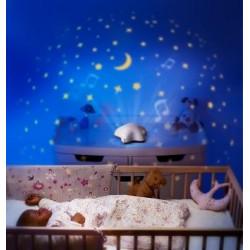 Musikalischer Sternenprojektor verzaubert jedes Zimmer