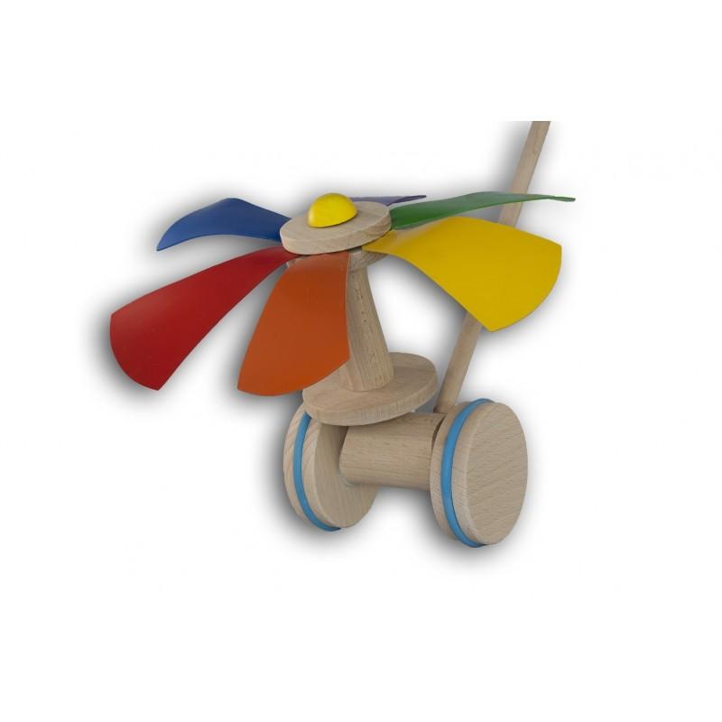 Schiebefahrzeug Karussell