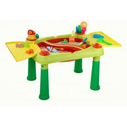 Spieltisch für Sand und Wasser