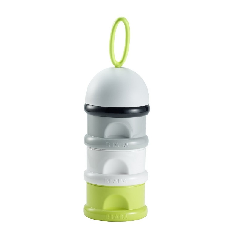 Stapelbare Milch-Dosierdose (Farbe sorbet)