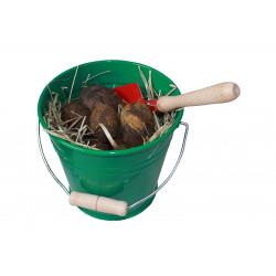 Eimer-Set für Gartenpferd Susi, Tamme oder Lotte