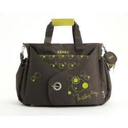 """Tasche """"My Baby Bag"""" braun-grün"""