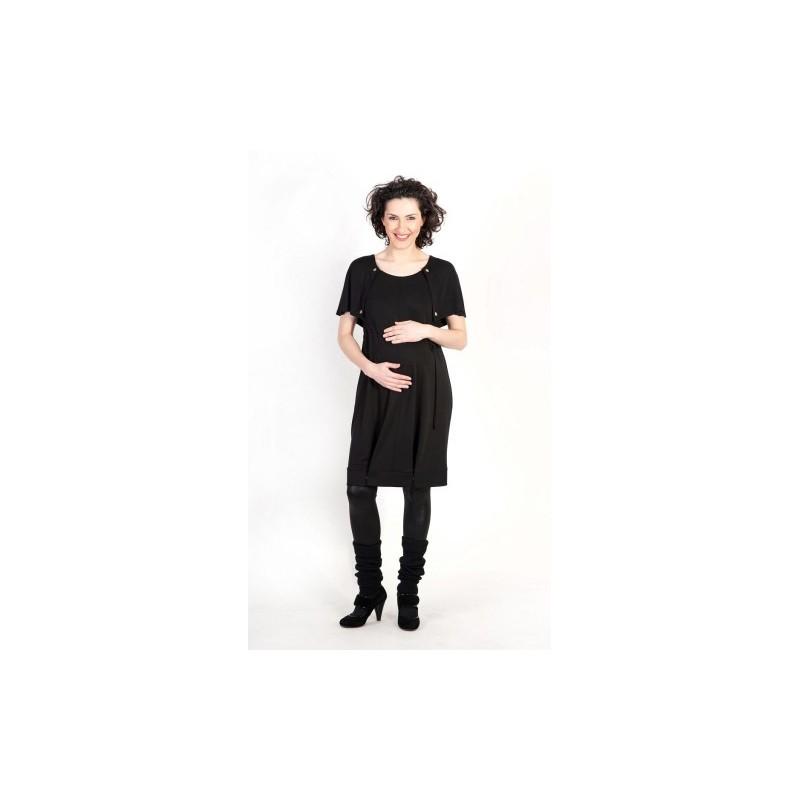 """Kleid """"IOLI"""" für Schwangerschaft u. Stillzeit"""