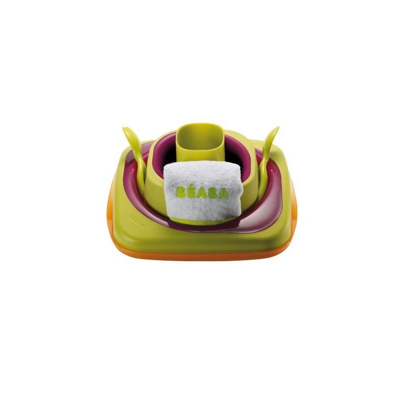 Babys erstes Ess-Set (Farbe gipsy)