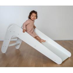 Kinderrutsche VIVA aus Holz, Kinderrutsche Indoor, Rutsche innen,