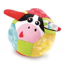 Und einer fröhlichen Kuh
