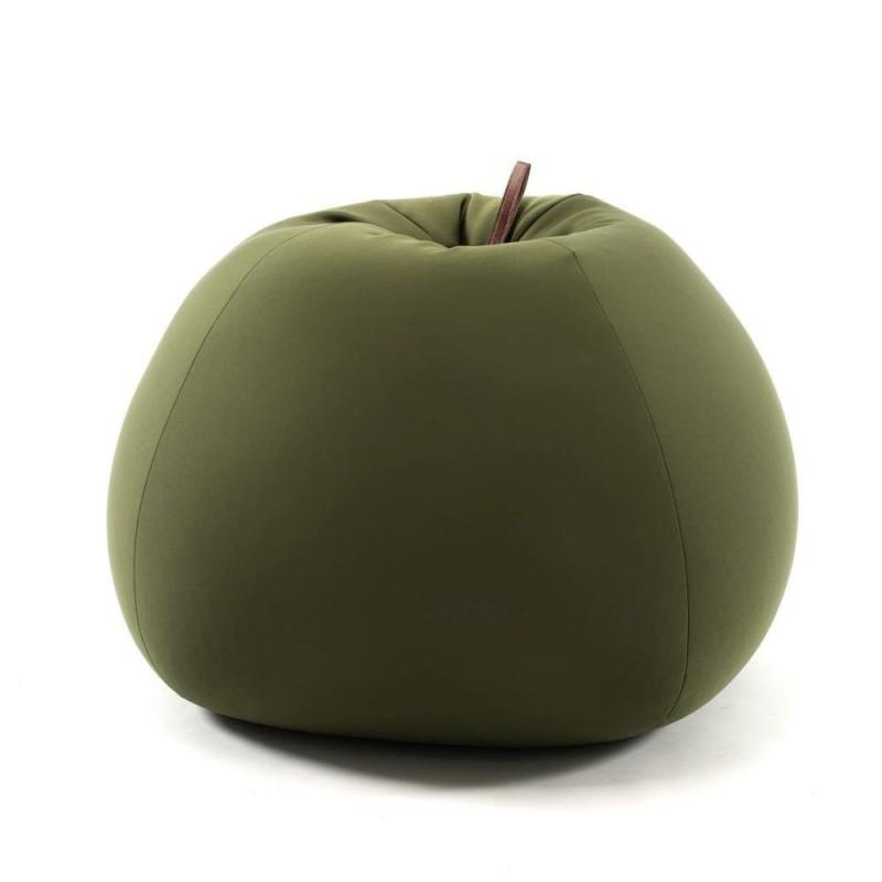 Sitzsack Apfel grün