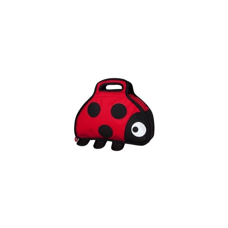 Marienkäfer-Tasche für unterwegs