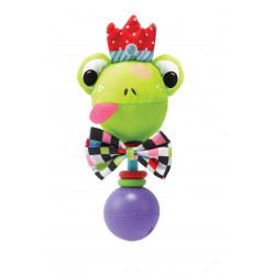 Und ein kleiner frecher Frosch - der auch Musik macht