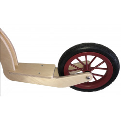 Reräuscharme Reifen