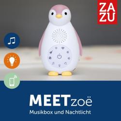 ZOE – Musikbox mit Nachtlicht
