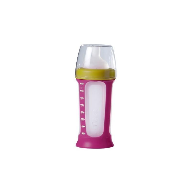 """Fläschchen """"Biboz"""" für Säuglinge BPA-frei"""