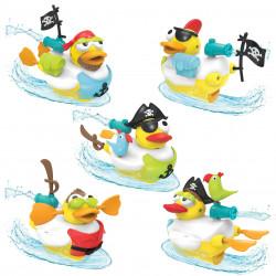 Lustige Piraten-Ente für die Badewanne
