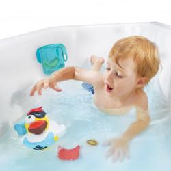 Jede Menge Action in der Badewanne!