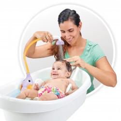 Ganz entspannt die Haare waschen