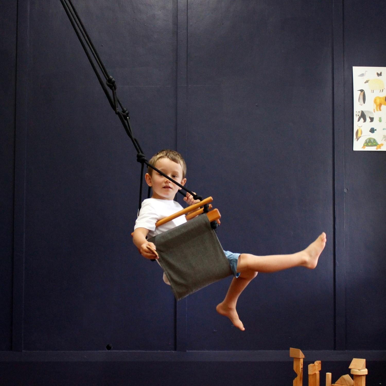 Solvej Child Swing, Schaukel Kinderzimmer, Schaukel Garten, Solvej ...