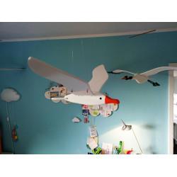 Wunderbar im Kinderzimmer ...
