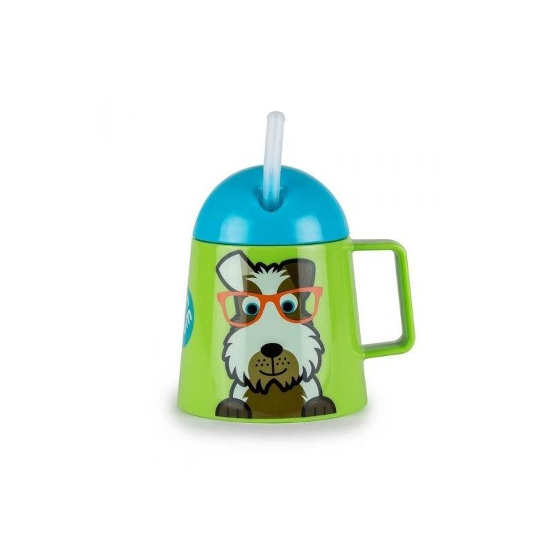 Trinkbecher mit Hund Scuff