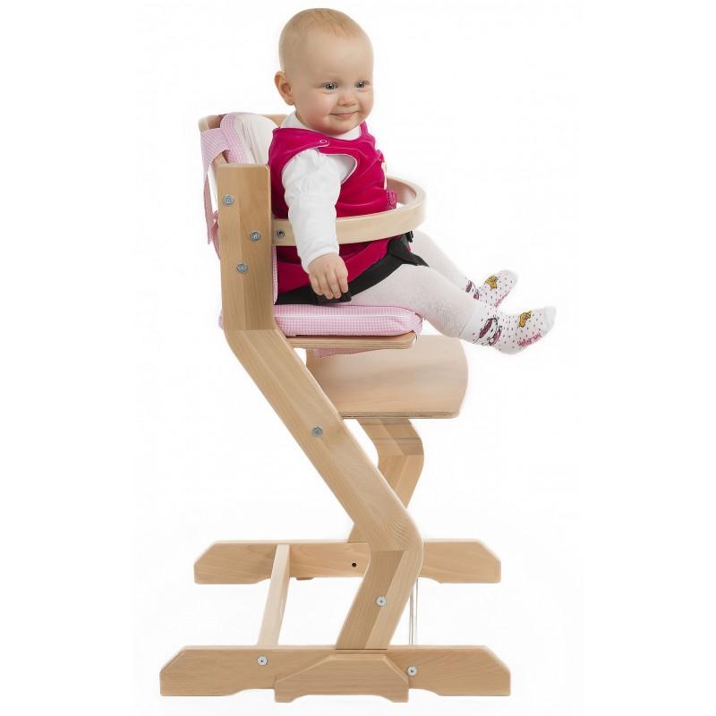 Kinderhochstuhl aus Holz