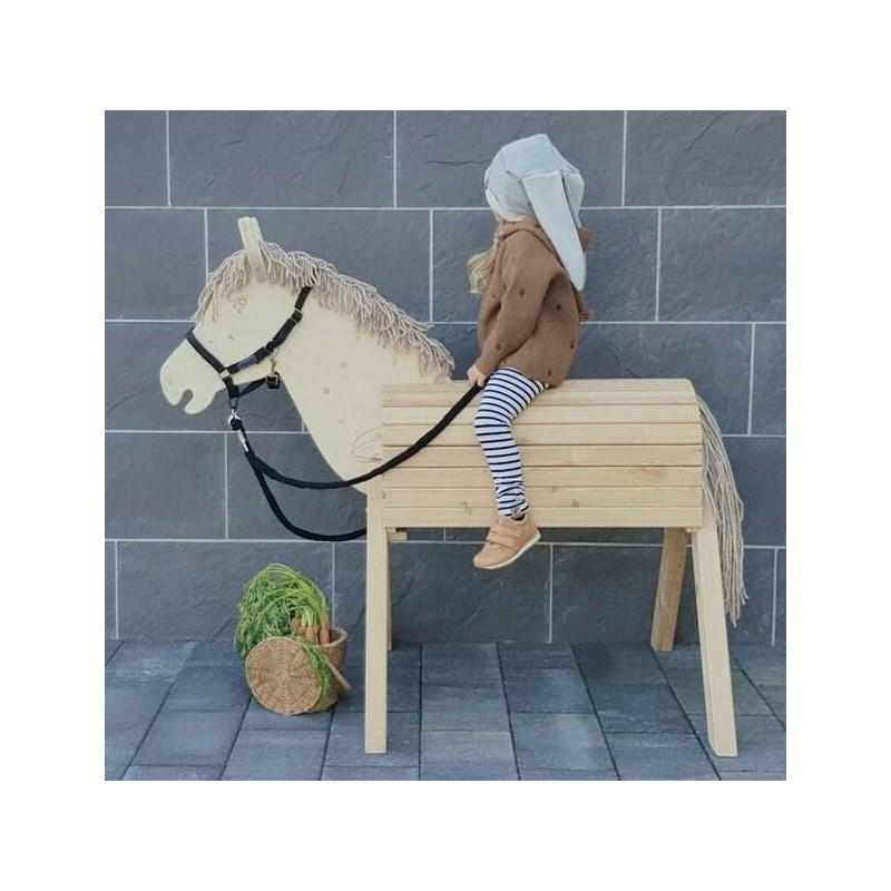 Wie auf einem echten Pferd