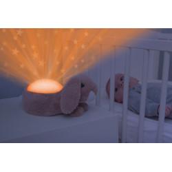 Ruby leuchtet orange