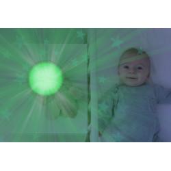 Ruby leuchtet grün