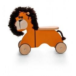 Rutscher Löwe